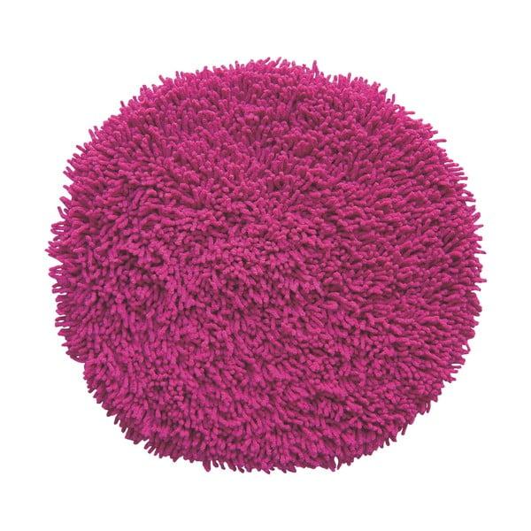 Dywanik łazienkowy Shaggy Violet, 60 cm