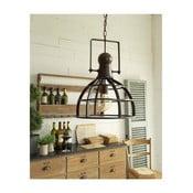 Lampa wisząca z metalu Orchidea Milano Rusty