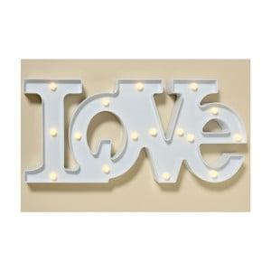Dekoracja LED Love