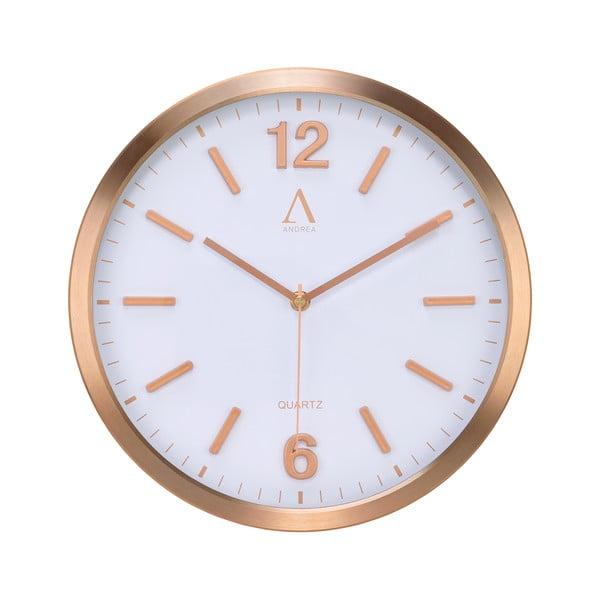 Zegar naścienny Copper, 30,5 cm