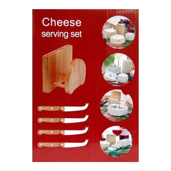 Zestaw do serwowania sera Utilinox Cheese