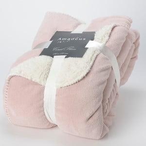 Koc Sheep Old Pink, 170x130 cm