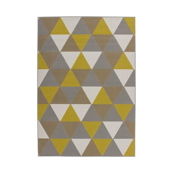 Brązowy dywan Kayoom Stella 200, 160x230 cm
