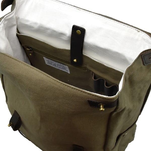 Plecak O My Bag Mau's, zielony