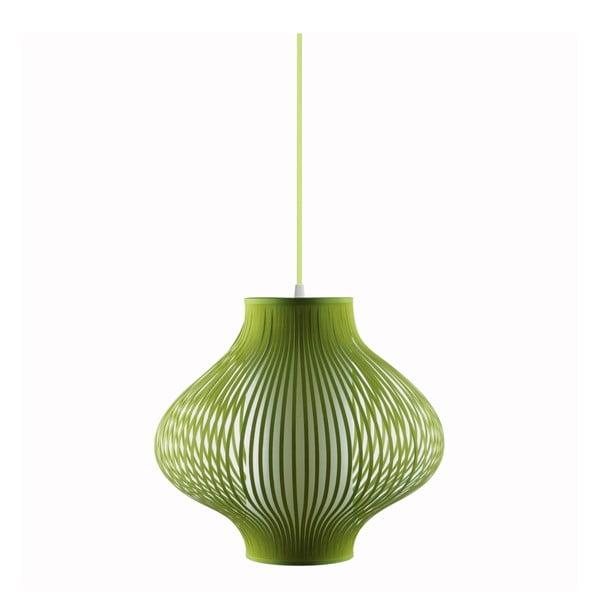 Lampa HANE, green/light green