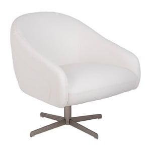 Biały fotel Ángel Cerdá Macarena