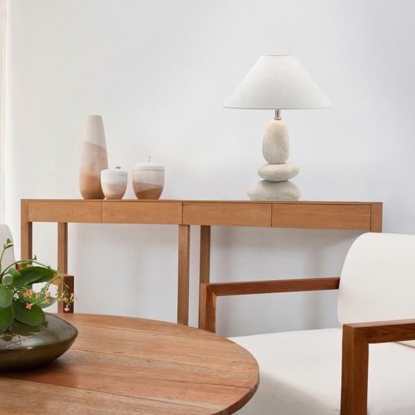 Lampa stołowa Evergreen LightsStone