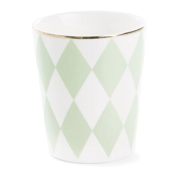 Kubek ceramiczny Aqua Green Harlequin