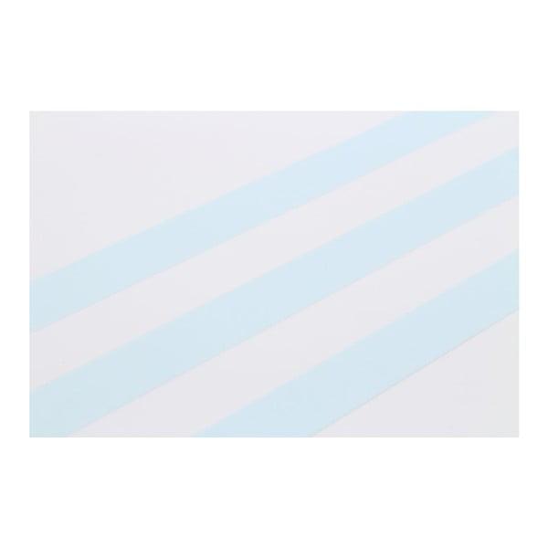 Taśma dekoracyjna washi Uni Pastel Bleu Poudré