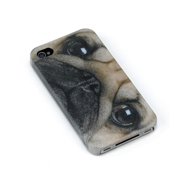 Etui na IPhone 4/4S Pug