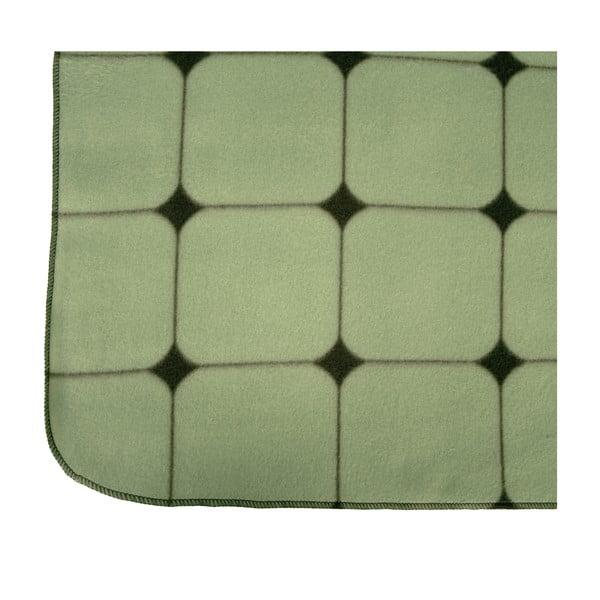 Koc polarowy PT LIVING Tiles, 180x150cm