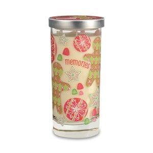 Świeczka zapachowa Glass Bridgewater Candle, rodzynki
