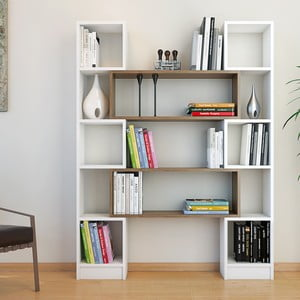 Biblioteczka Minar Hope Walnut