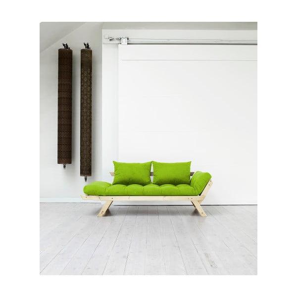 Sofa Karup Bebop Natural/Lime