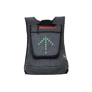 Mały plecak rowerowy ze światełkiem LED MoonRide