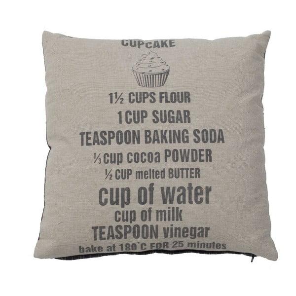 Poszewka na poduszkę Cupcake, 40x40 cm