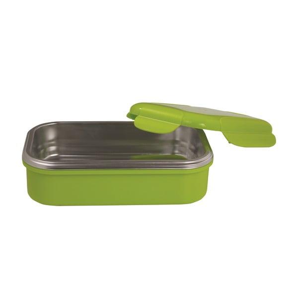 Zielony pojemnik termiczny na obiad Pioneer lunchbox