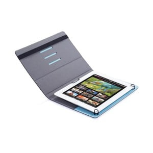 "Etui na tablet Univo 7-8"", niebieskie"