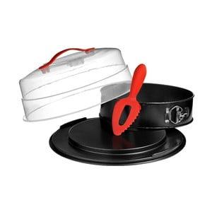 Przenośna forma na tort Tin
