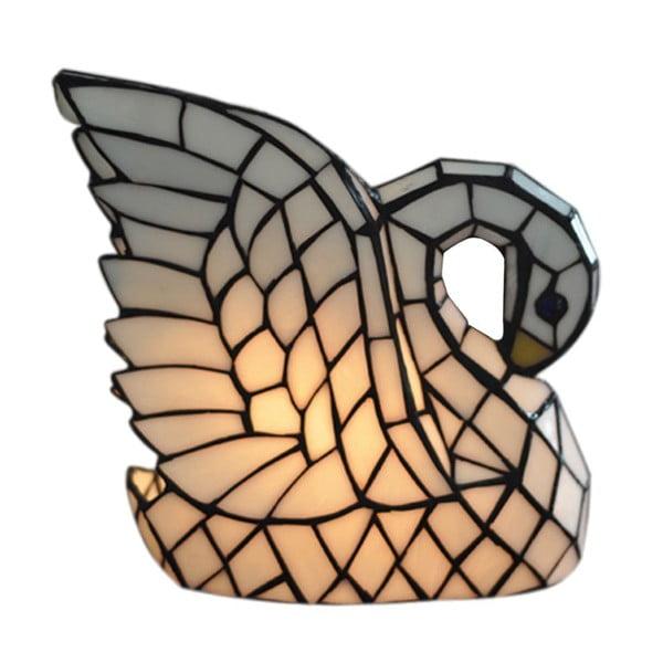 Lampa stołowa Tiffany Swan Lamp