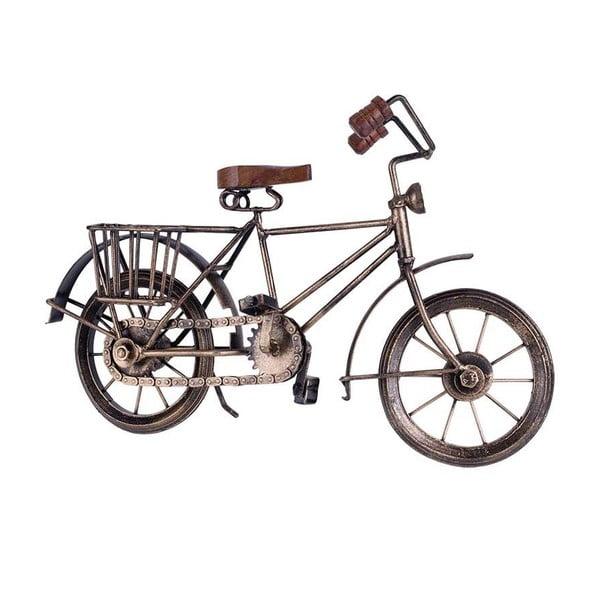 Dekoracyjna statuetka Brass Bike
