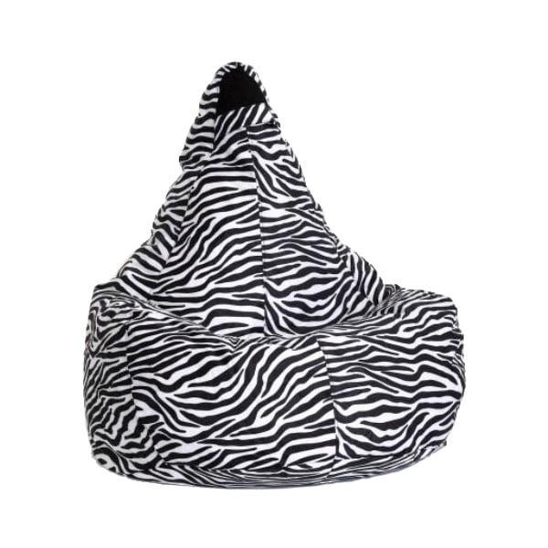 Worek do siedzenia Art Zebra