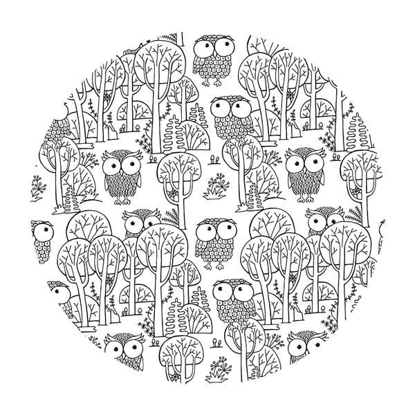 Stolik kawowy A Lot Of Owls