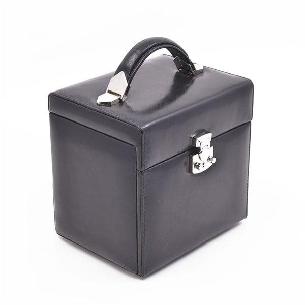 Skórzany kuferek Ferruccio Laconi Black