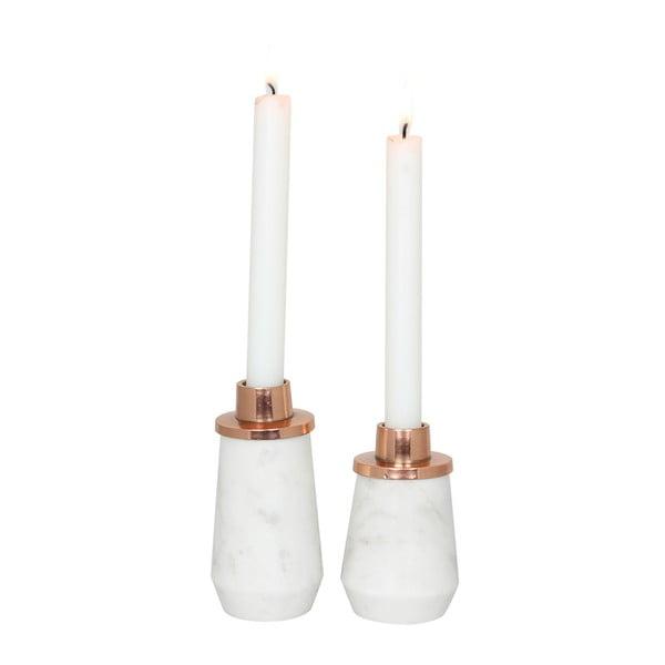Świecznik White Copper, 8 cm