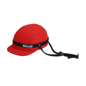 Kask rowerowy Krust Red/Black, S