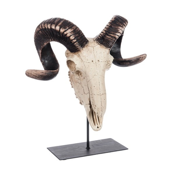 Dekoracja Skull, 37 cm
