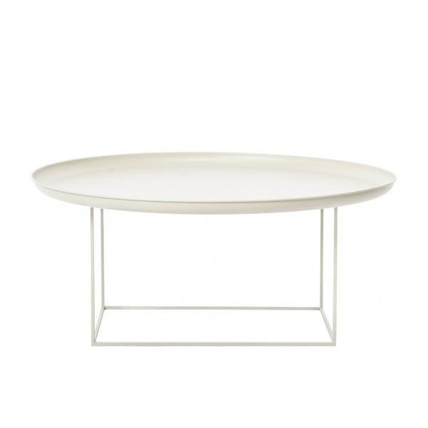 Biały stolik NORR11 Duke Large