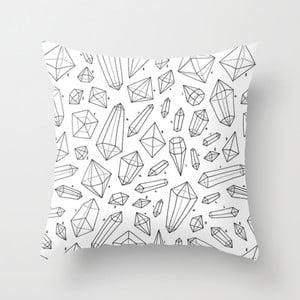 Poszewka na poduszkę Shapes, 45x45 cm