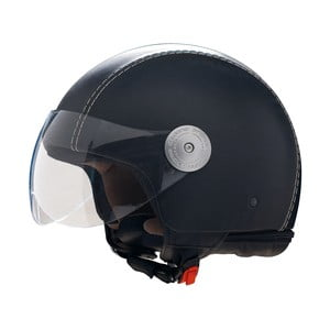 Kask Leather Vintage Black, S