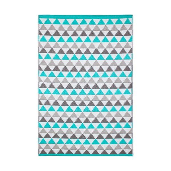 Dywan Mindi 120x180 cm, szaro-niebieski