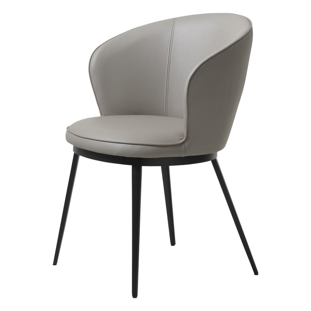 Szary fotel Unique Furniture Gain