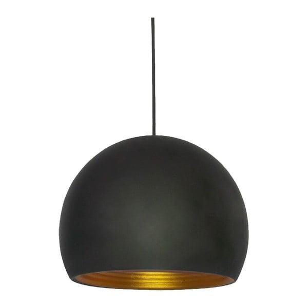 Lampa sufitowa Pictor, czarna