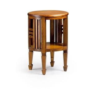 Stolik barowy z drewna mindi Moycor Star