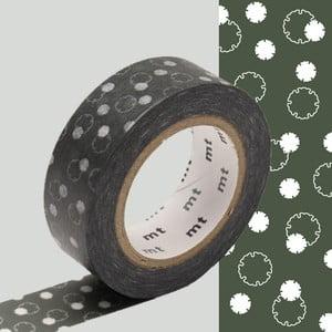 Taśma dekoracyjna washi MT Masking Tape Tamara, dł.10m