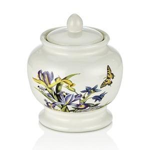 Porcelanowa cukierniczka Motylki