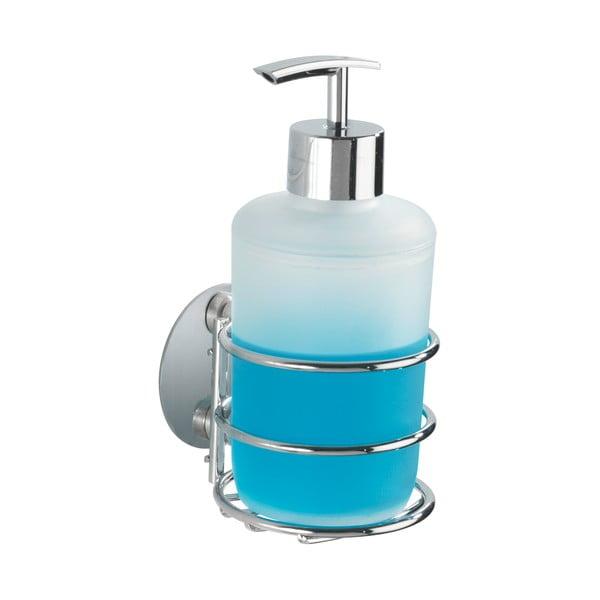 Uchwyt z przyssawką na mydło w płynie Turbo-Loc, do 40 kg
