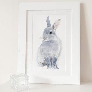 Plakat Bunny A4