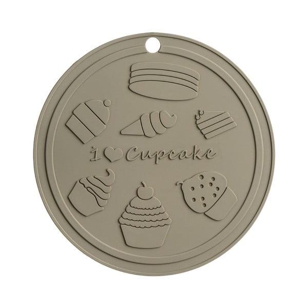Szara silikonowa podkładka na ciastka Premier Housewares