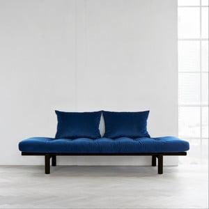 Wielofunkcyjna sofa Karup Pace Black/Velvet Navy