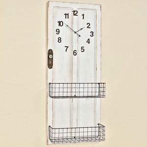 Zegar z koszykami Lui