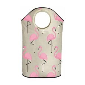 Kosz na pranie Butter Kings Amazing Flamingos