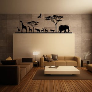 Naklejka Fanastick African Savannah