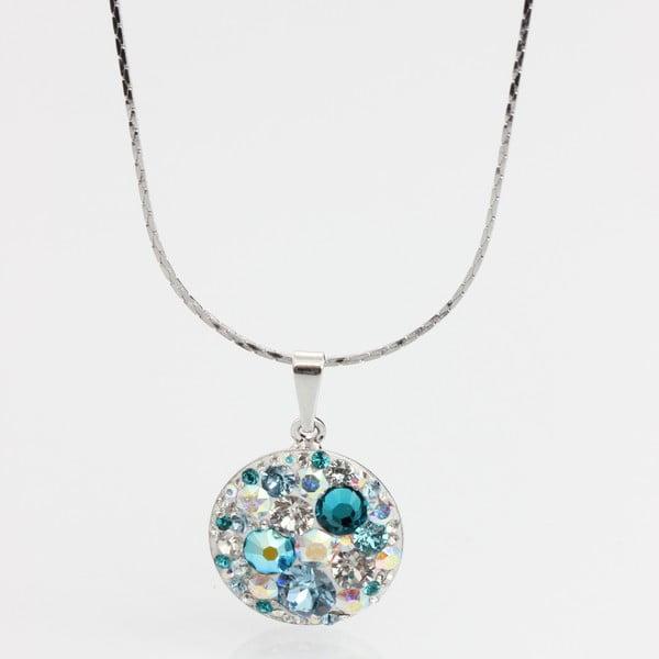 Naszyjnik z kryształami Swarovski Elements Laura Bruni Laura Bernadette