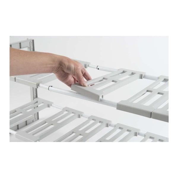 Półki do szafki pod zlewem z regulowaną szerokością Compactor Expandable Shelf