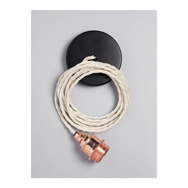 Kabel Copper Ivory Cream